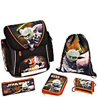 Школьный рюкзак Scooli Star Wars Звездные Войны SW13825 с наполнением