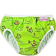 Детские непромокаемые трусики для бассейна Imsevimse Рыбы Зеленые
