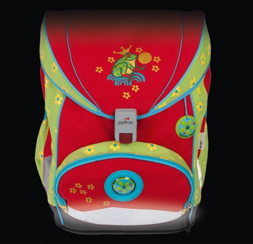 Школьный ранец DerDieDas ErgoFlex с наполнением Крутой Вираж, - фото 10