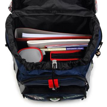 Школьный ранец DerDieDas ErgoFlex с наполнением Крутой Вираж, - фото 3