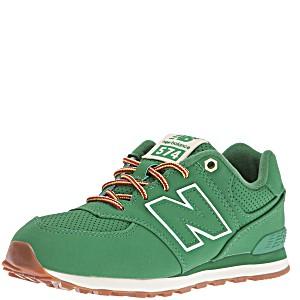 New Balance детские кроссовки Kids' KL574 Цвет Зеленый