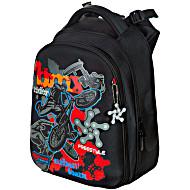 Школьный ранец Hummingbird Teens T90 BMX + мешок в подарок