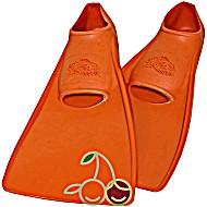 ProperCarry оригинал Ласты детские каучуковые для бассейна размер 29-30 оранжевые ПРОПЕРКЭРРИ